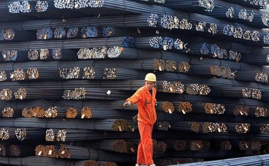 Sản lượng thép Trung Quốc giảm lần đầu tiên trong 25 năm