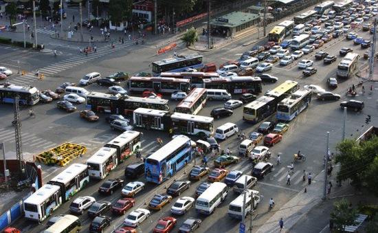 Trung Quốc đầu tư hơn 700 tỉ USD cho giao thông trong 3 năm tới