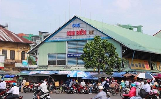 Chợ hóa chất Kim Biên sẽ di dời trong năm 2017