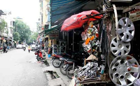 Hà Nội kiên quyết dẹp bỏ hoạt động bán đồ cũ ở Chợ Trời