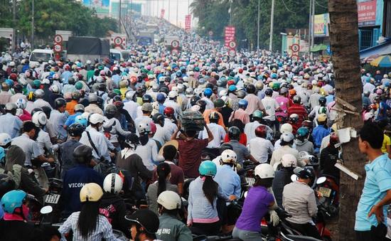 Người dân ở những thành phố hay xảy ra tắc đường dễ bị tâm thần hơn