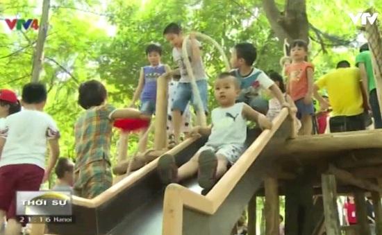 Ngày hội Playday 2016 - sân chơi thú vị cho trẻ em Hà Nội