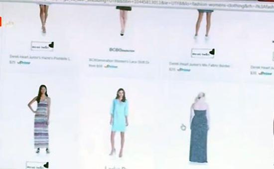 Xu hướng tìm mua hàng ngoại qua trang web trực tuyến