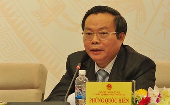 Chính thức công bố 496 đại biểu Quốc hội khóa XIV