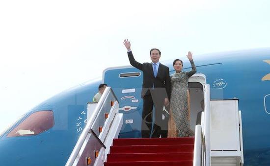 Chủ tịch nước thăm cấp Nhà nước Cộng hòa Singapore