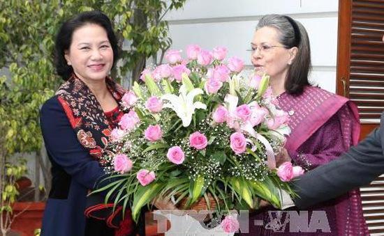 Đảng Cộng sản Việt Nam coi trọng phát triển quan hệ với Đảng Quốc đại Ấn Độ