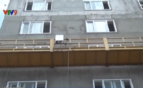 TP.HCM: Rơi từ tầng 8 chung cư, 2 công nhân thương vong