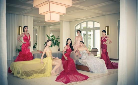 TRỰC TIẾP Chung kết Hoa hậu Bản sắc Việt toàn cầu 2016 (20h, VTV1)