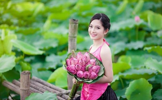 Điểm danh những địa điểm chụp ảnh sen đẹp nhất tại Hà Nội