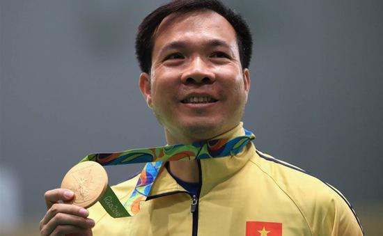 Hoàng Xuân Vinh lọt top 12 VĐV xuất sắc nhất Olympic Rio 2016