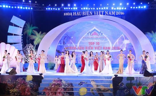 ĐD Hoàng Công Cường chinh phục khán giả với sân khấu lộng lẫy của chung kết HHBVN