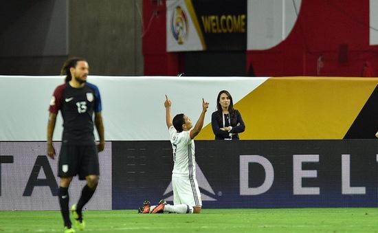 VIDEO: Colombia mở tỷ số trận tranh hạng Ba sau pha phối hợp đẹp mắt