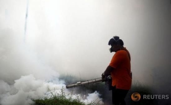 Thái Lan đứng trước nguy cơ bùng phát dịch Zika