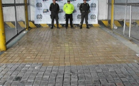 Colombia phá hủy 104 cơ sở chế cocaine