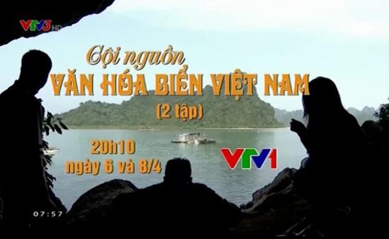 """Theo chân đoàn làm phim """"Cội nguồn văn hóa biển Việt Nam"""""""