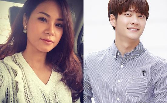 Hoa hậu Biển Vân Anh: Kang Tae Oh rất dễ thương