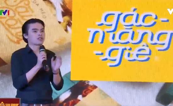 """Gác măng Giê giành giải nhất """"Ngày hội ý tưởng khởi nghiệp 2016"""""""