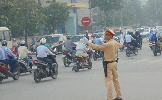 Đổi tên trường Trung cấp Cảnh sát giao thông thành Trung cấp Cảnh sát nhân dân V