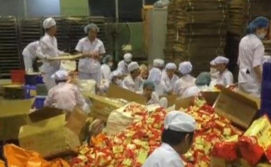 Tiêu hủy gần 40.000 bánh pía giả