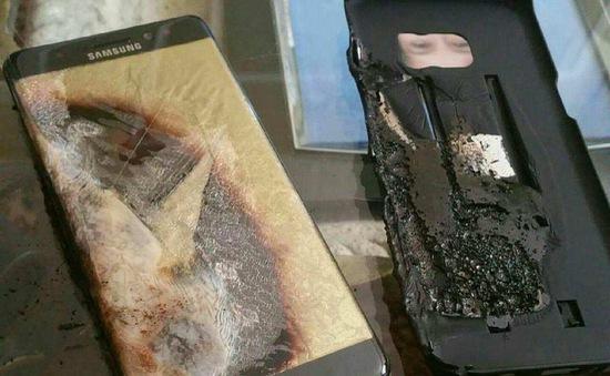 Galaxy Note7 bị từ chối vận chuyển qua đường bưu điện tại Anh