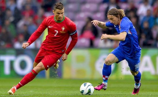 Lịch trực tiếp vòng 1/8 EURO 2016 hôm nay 25/6 và 26/6: Tâm điểm Croatia – Bồ Đào Nha