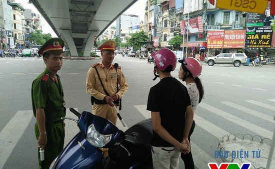 Hà Nội: 30 tổ công tác 141 tăng cường hoạt động dịp Tết