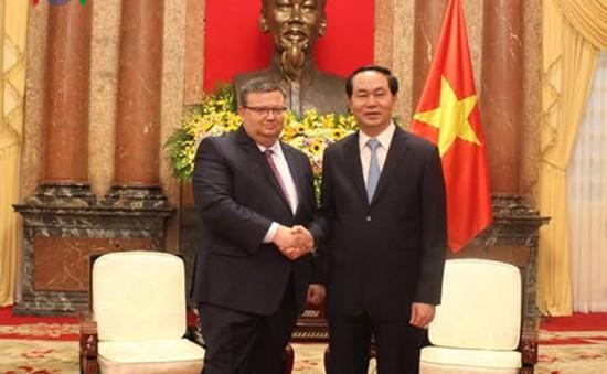 """""""Với Bulgaria, nhân dân Việt Nam luôn là người bạn gần gũi"""""""