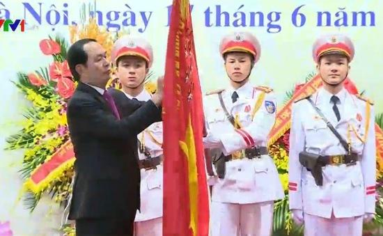 Chủ tịch nước dự lễ kỷ niệm 35 năm Cục Bảo vệ Chính trị 2