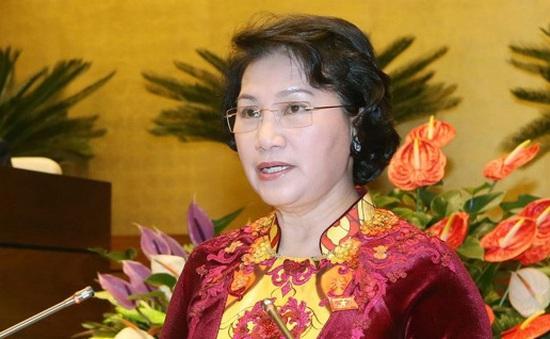 Chủ tịch Quốc hội Nguyễn Thị Kim Ngân chia sẻ những điều thú vị về áo dài