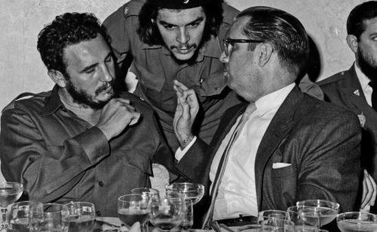Lãnh tụ Fidel Castro gần gũi trong mắt bạn bè quốc tế
