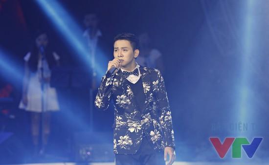 Bài hát yêu thích: Hoài Lâm sẽ giành cú đúp giải thưởng? (20h10, VTV1, TRỰC TIẾP)