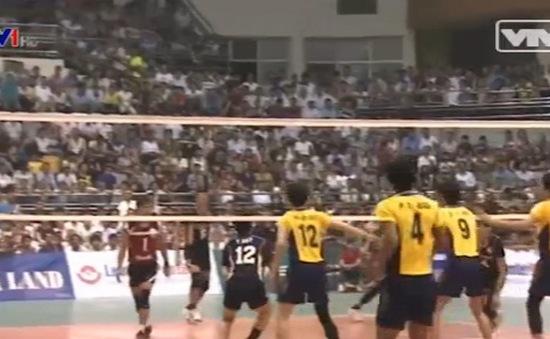 Đội bóng chuyền Sanest Khánh Hòa vô địch Cúp Hùng Vương