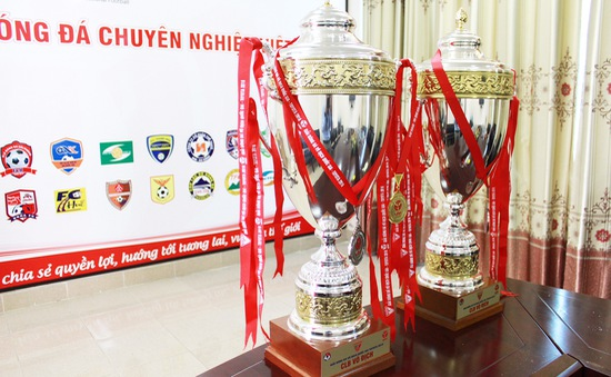 VPF chuẩn bị các phương án trao cúp vô địch V.League
