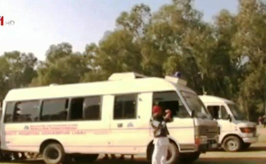 Tai nạn xe bus, ít nhất 11 người Ấn Độ thiệt mạng