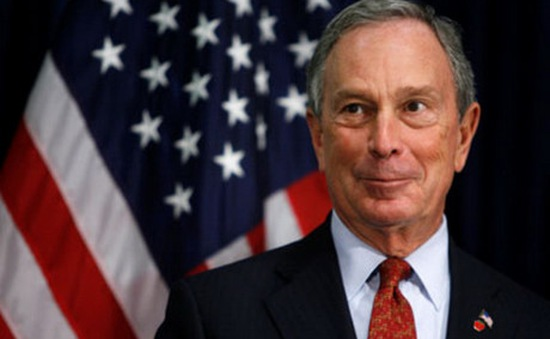 Cựu Thị trưởng thành phố New York không tranh cử Tổng thống Mỹ