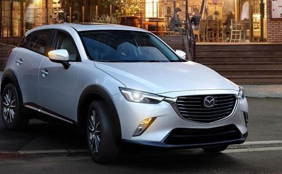 Mazda thu hồi 2,2 triệu xe do lỗi cửa sau