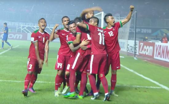 AFF Suzuki Cup 2016, Indonesia 2-1 Thái Lan: Chiến thắng kịch tính!