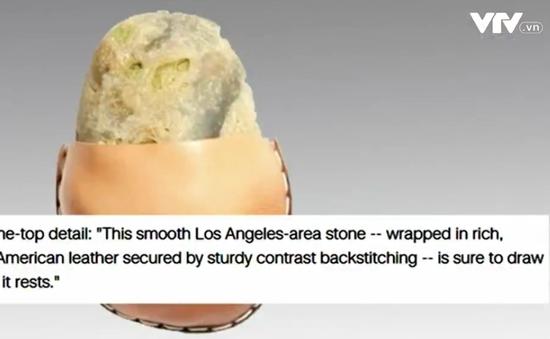 Những viên đá có giá 85 USD cháy hàng tại Mỹ