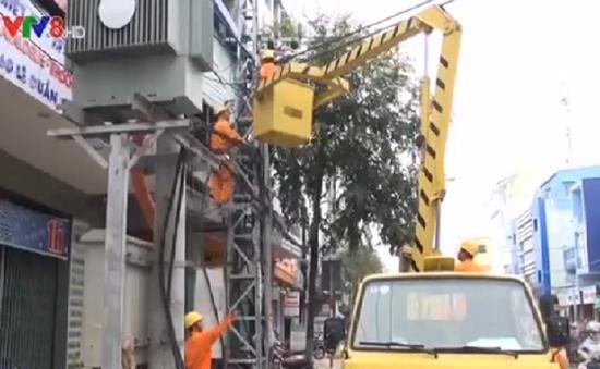 Đà Nẵng cải tạo, phát triển lưới điện phân phối