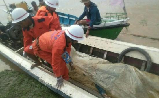 Chìm phà tại Myanmar: Con số thiệt mạng tăng lên 32 người