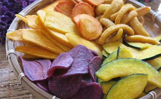 Phát triển tiềm năng trái cây chế biến xuất khẩu