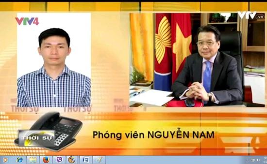 18 ngư dân Việt Nam bị Philiipines tạm giữ