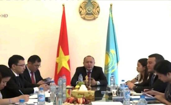Vận chuyển hàng hóa - Trọng tâm hợp tác Việt Nam - Kazakhstan