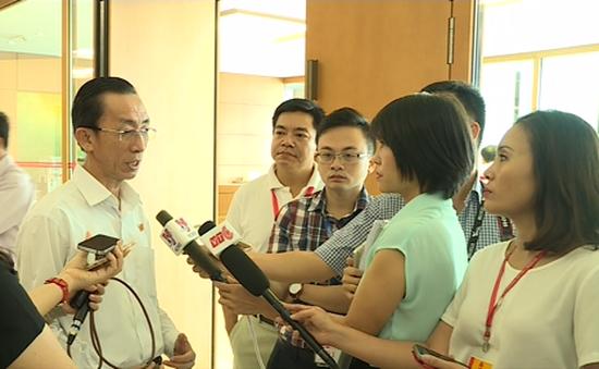 Ý kiến của đại biểu Quốc hội về dự thảo Luật Quản lý ngoại thương