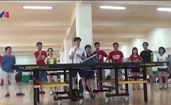Bế mạc Đại hội Thể thao sinh viên Việt Nam tại Hàn Quốc