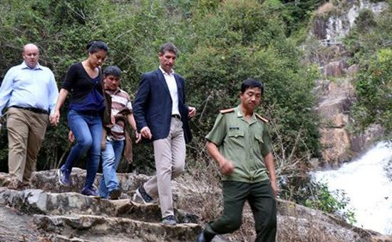 Đại sứ Anh đánh giá cao việc Lâm Đồng giải quyết vụ du khách tử nạn