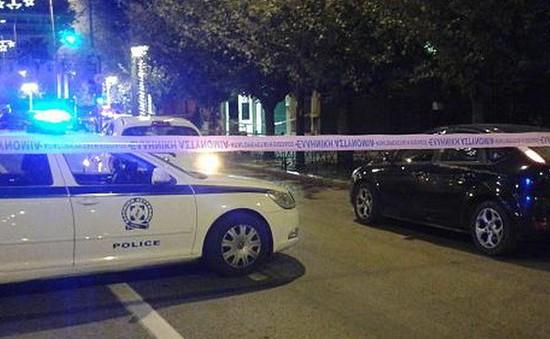 Đại sứ quán Pháp tại Athens bị tấn công bằng lựu đạn