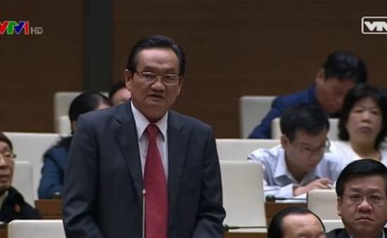 Đại biểu Quốc hội đề nghị làm rõ chuyện chạy chức râm ran trong dư luận