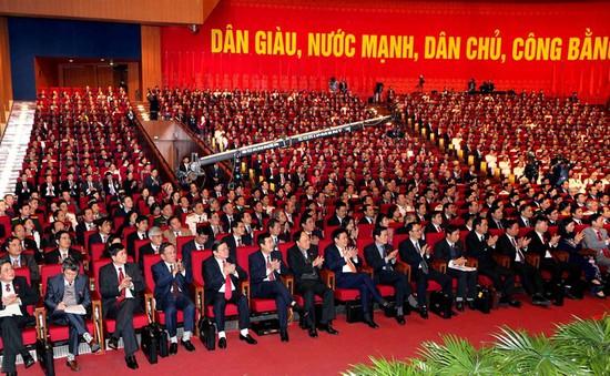 Chương trình làm việc ngày 25/1 của Đại hội Đảng lần thứ XII