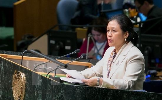 """HĐBA LHQ thảo luận về """"Tôn trọng nguyên tắc Hiến chương Liên Hợp Quốc"""""""
